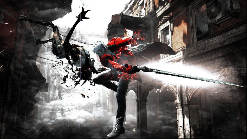 Best Games for Under £20 - DmC: Devil May Cry