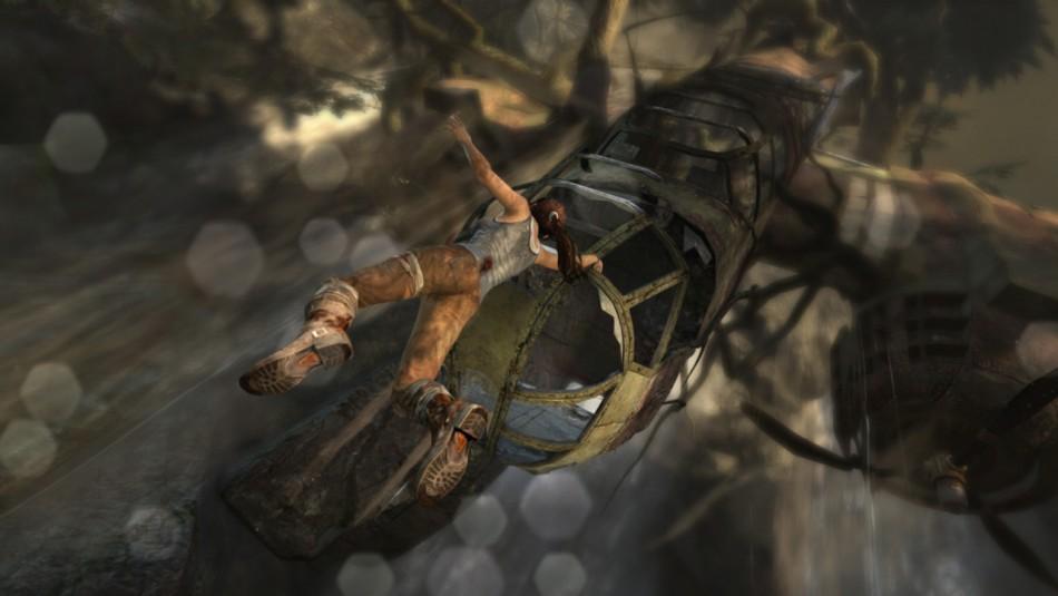 Best Games for Under £20 - Tomb Raider