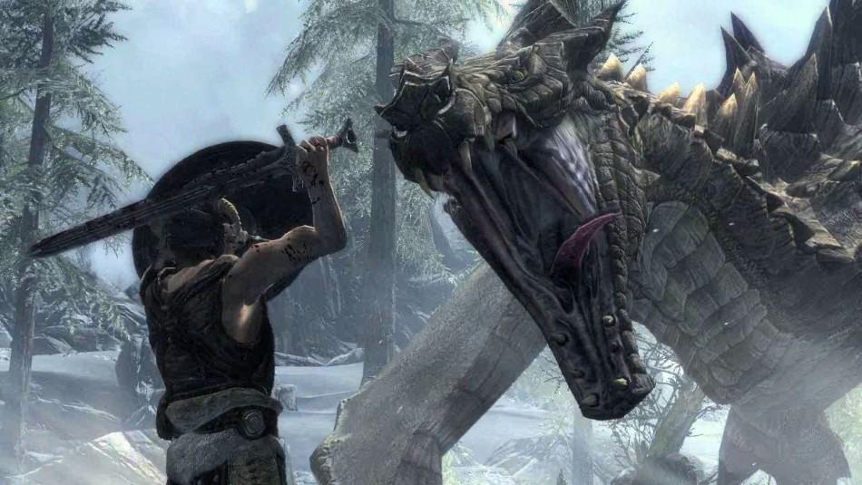 Best Games for Under £20 - Elder Scrolls V: Skyrim