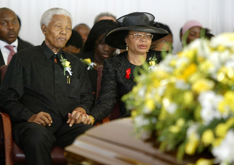 Mandela HIV