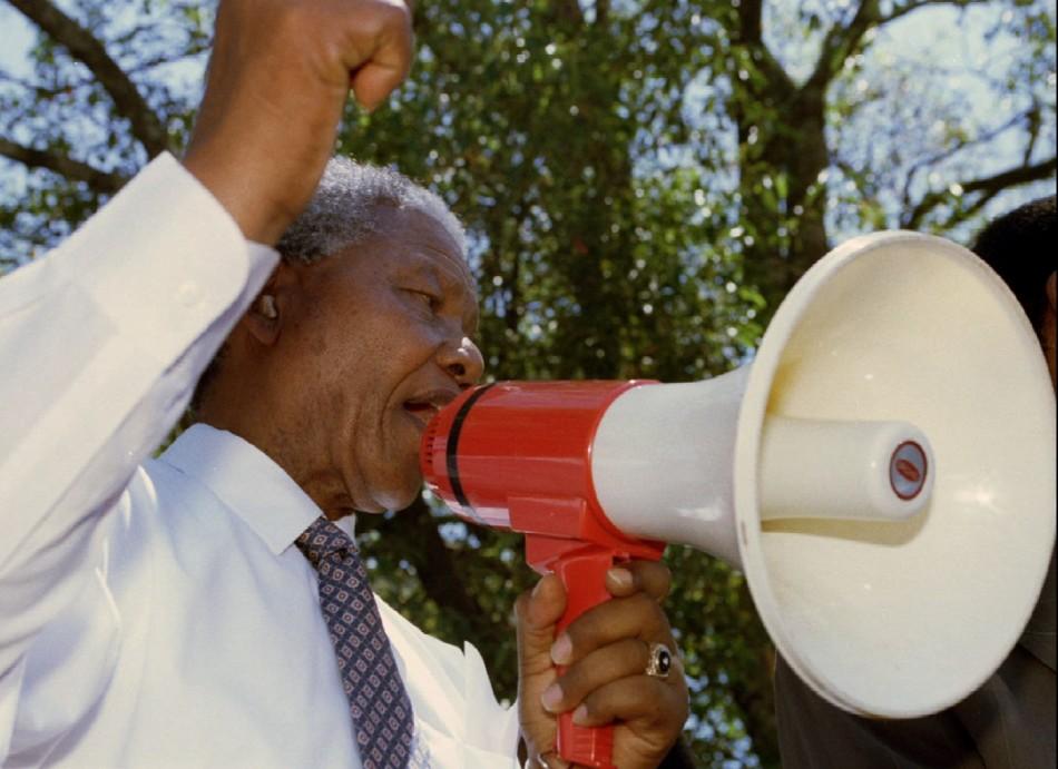 Mandela nuclear