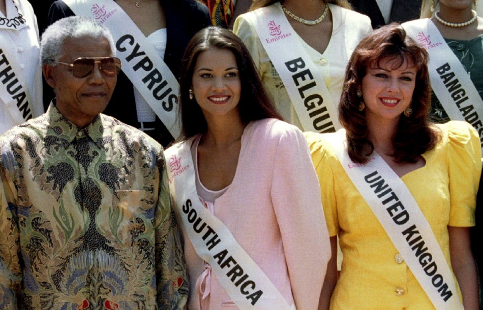 Mandela Miss World