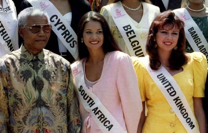 Mandela Miss World