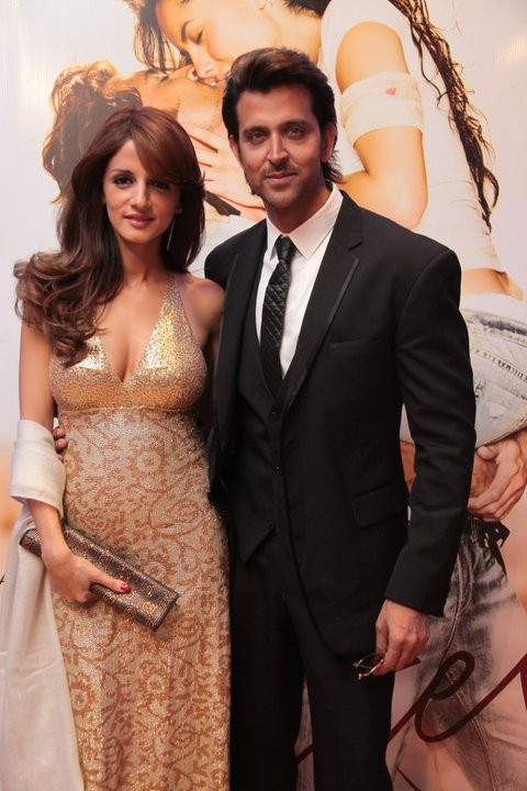 The couple were married for 13 years and were dating for four years before they tied the knot on 20 December, 2000. They have two sons - Hrehaan and Hridhaan./Facebook/HrithikRoshan