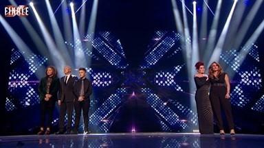 The X Factor Semi Final