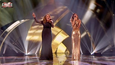 Sam Bailey And Nicole Scherzinger