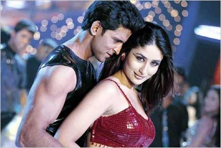 First, reports of tension between the couple arose when Hrithik was linked with the then single Kareena Kapoor [Facebook/HrithikRoshan]