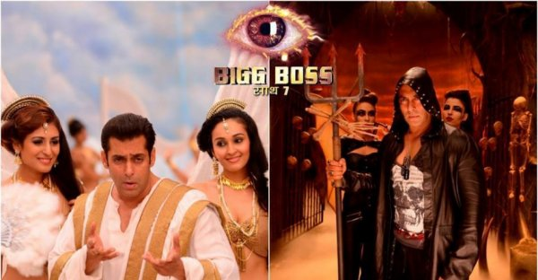 Salman Khan in Bigg Boss Season 7
