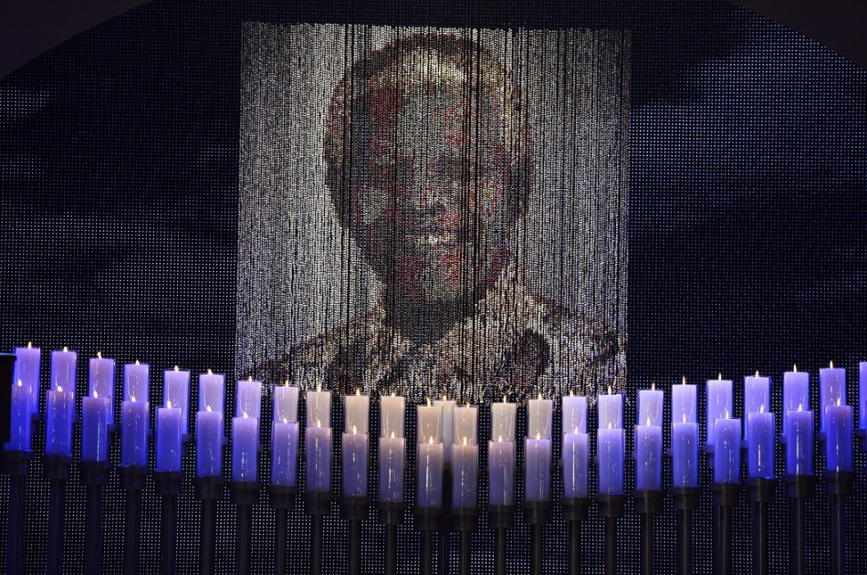 Nelson Mandela funeral tributes