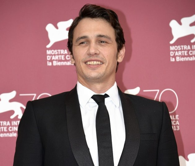 Actor James Franco at the 70th Venice Film Festival.