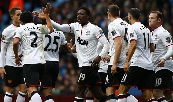 Welbeck Manchester United
