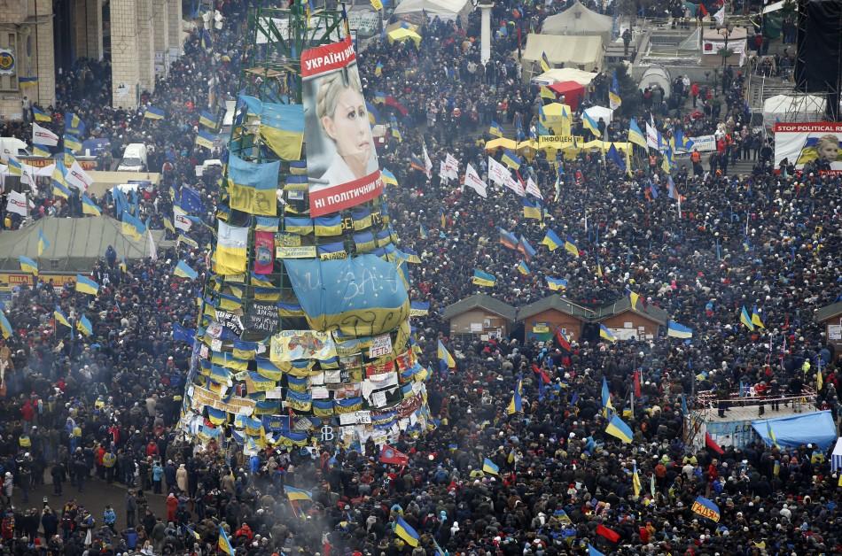 Anti-government protests in Kiev