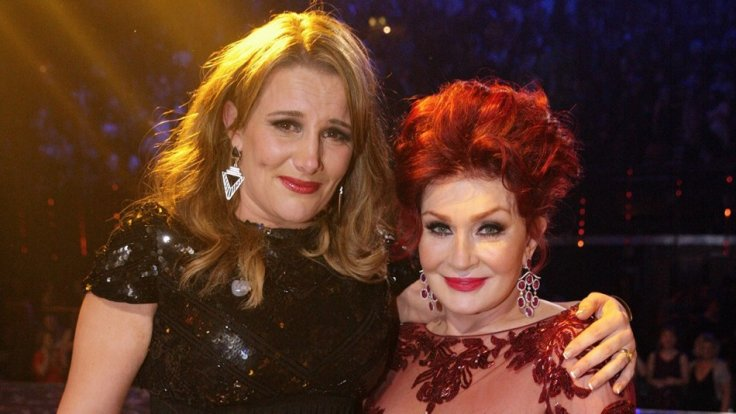 Sam Bailey, Sharon Osbourne