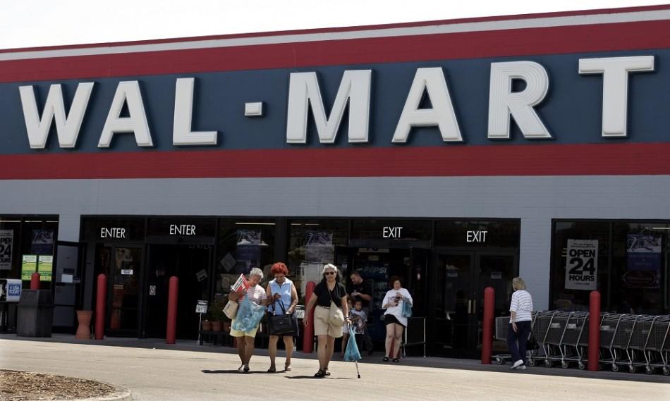 Walmart Employee Shoots Colleague's Car
