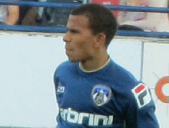 Cristian Montano sacked by Oldham Athletic over spot fixing allegations PIC: Wikicommons