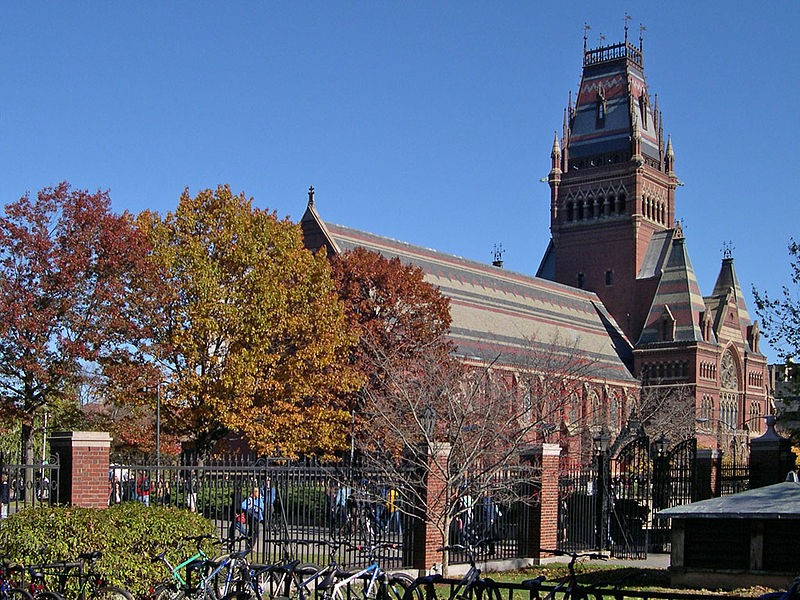 Harvard ranked ahead of Cambridge and Oxford as world's most prestigious university