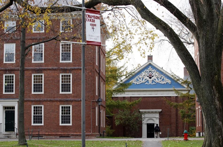Harvard University explosives alert