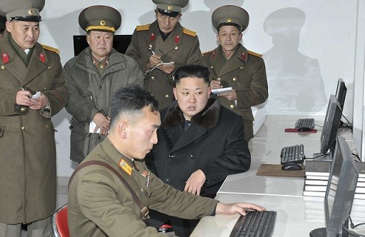 The KCNA news website now has now articles online from before October 2013 (Reuters)