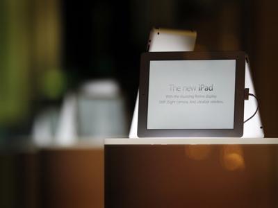 Worldwide Launch of New iPad