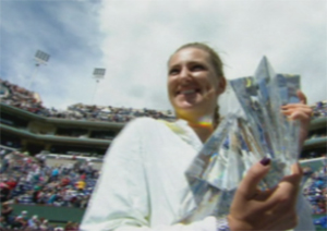 Sharapova Defeated In Final