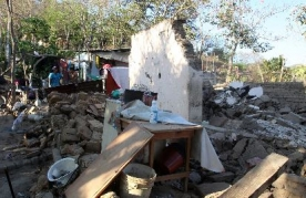 7.4 Richter Scale Earthquake rattles Mexico City