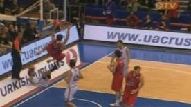 EuroLeague Basketball Action