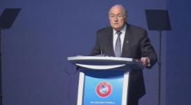 Blatter alert to match-fixing