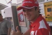 Massa Ready for Malaysia