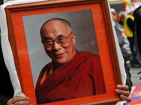 Tibetan Protester Sets Himself On Fire