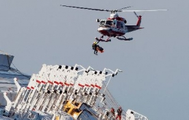 4 Bodies Pulled From The Costa Concordia Wreck