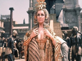 Elizabeth Taylor's 'Cleopatra' Cape to Go Up for Auction