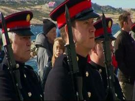 3Oth Falklands Anniversary Tributes