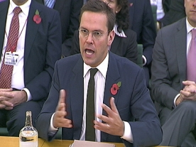 James Murdoch quits as chair of BSKYB
