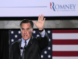 Romney Confident After Wrapping Up 3 Primaries