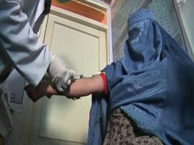 Clinic in Afghanistan Treats record numbers of Female Addicts