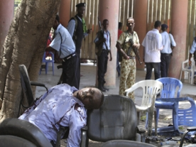 Heads of Somalia's Olympic and Football Federation Killed in Suicide Bomb Blast