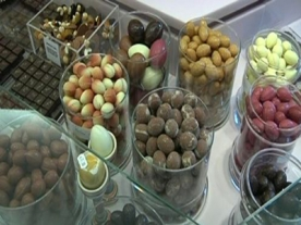 Capital Of Chocolate Prepares For Easter