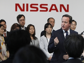 Nissan to Create 1000 new jobs at Sunderland Plant