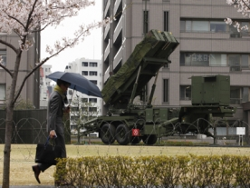 North Korea Says Fuel Being Injected into Rocket
