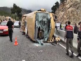 Swiss Tourist killed in Turkey Bus Crash