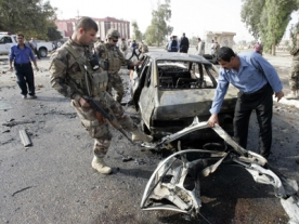 Deadly bomb blasts across Iraq kill dozens