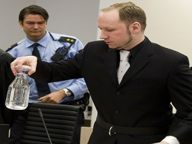 Breivik tells trial he is 'normally a very nice person'