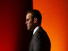 James Murdoch says he didn't read News of the World
