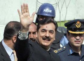 Prime Minister of Pakistan convicted of contempt