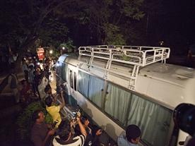 Osama Bin Laden's family deported from Pakistan