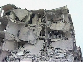Deadly Bombs Target Security Buildings in Idlib Syria