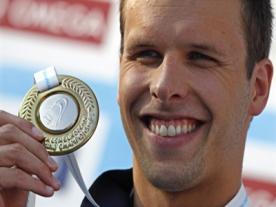 Norwegian World Swimming Champ Dies