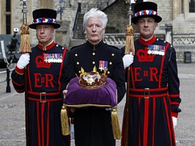 Jubilee Crystal Diamond delivered to Tower of London