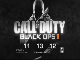 Call of Duty: Black Ops 2 trailer released