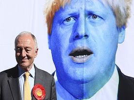 Bonkers Boris VS Red Ken London's Mayoral Hopefuls Go to Battle